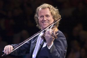 A correspondent praises violinist and conductor Andre Rieu