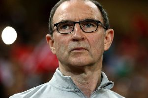 Nottingham Forest's new manager Martin O'Neill