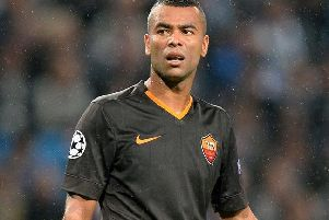 Ashley Cole has joined Derby County