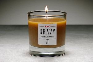 Behold: The Gravy Candle