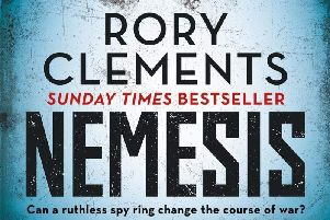 Nemesis by Rory Clements