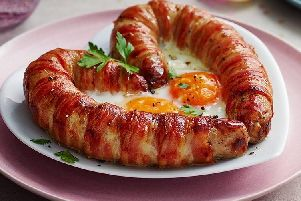 Marks and Spencer's Love Sausage