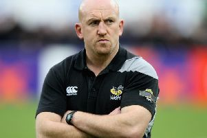 Will he or won't he? The Shaun Edwards saga has been described as 'a huge embarrassment all round'