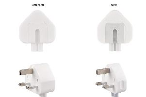 These are the Apple plugs that have been recalled over electric shock fears - and how to get a replacement