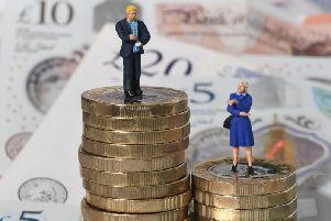 Women effectively work for weeks without pay