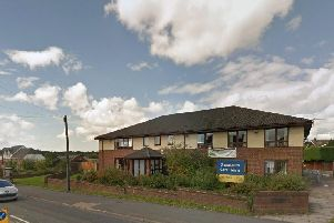 Shawcross Care Home in Ashton. Parent company Four Seasons Health Care Group has announced it has gone into administration