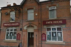 The Prince of Wales pub. Pic: Google Street View