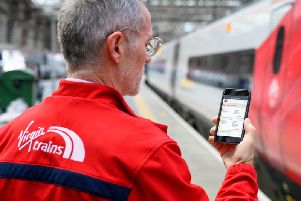 The new Back on Track app