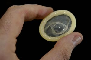 Condoms can prevent sexually-transmitted diseases and unwanted pregnancies
