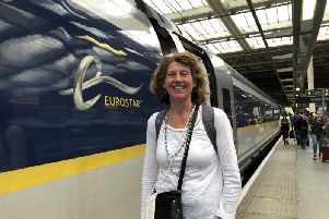 Gina Dowding, Green MEP for North West England