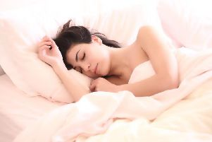 Get the right amount of sleep