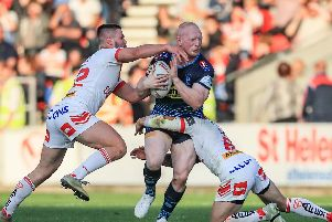 Wigan have some way to go before they can match Saints