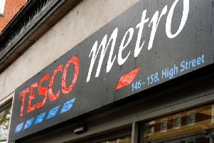 The majority of workers will go from Tesco's Metro stores