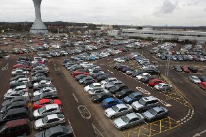 Airport parking