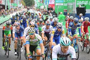 The Tour of Britain is coming to Wigan