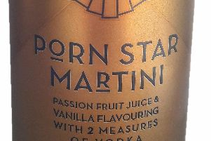 The cocktail in question
