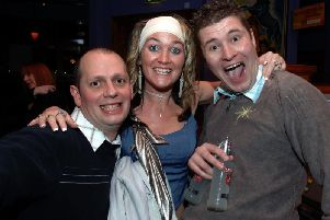 Wigan revellers in 2006
