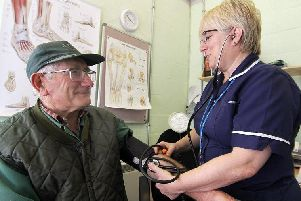 Many Wigan people are spurning a free health check