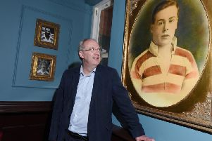 Owner John Brearley inside the newly refurbished Swan and Railway pub, Wallgate