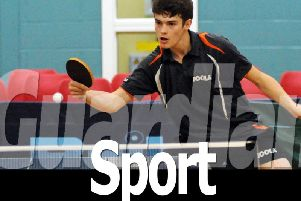 This week's table tennis round-up.