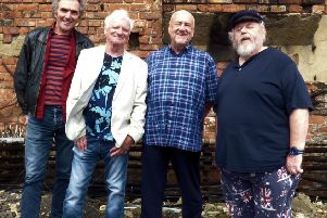 Pitmen Poets to perform at Mansfield Palace Theatre this weekend