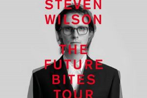 Tickets to go on sale on Friday to see Steven Wilson at Motorpoint Arena Nottingham next year