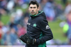 Stephen Fleming, who is head coach of the Trent Rockets. (PHOTO BY: Scott Barbour/Getty Images)