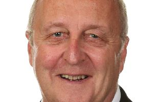 Coun John Cottee, chairman of the communities and place committee at Nottinghamshire County Council.
