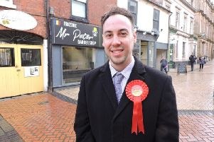 Ashfield District Councillor Keir Morrison has been selected as the Labour parliamentary candidate for Bassetlaw.