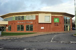 Worksop Library may not be operational until next summer.