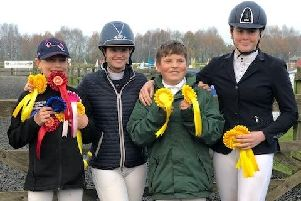 Riders from Worksop College came out on top and will be representing Nottinghamshire in the national championship.