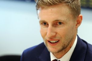 Joe Root is unveiled as England captain