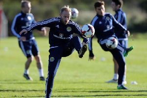 Scotland's Barry Bannan