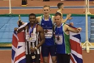 Worksop sprinter's pride after clinching first national title