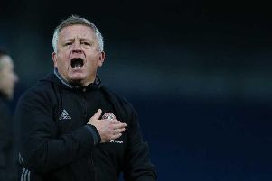 Chris Wilder wants to focus on football