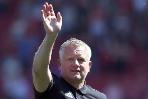 Chris Wilder will put Sheffield United before sentiment: Simon Bellis/Sportimage