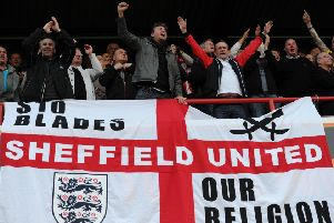 Sheffield United belongs to its fans, manager Chris Wilder believes''� BLADES SPORTS PHOTOGRAPHY