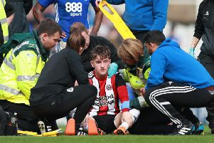 David Brooks' departure will disappoint Sheffield United supporters: Simon Bellis/Sportimage