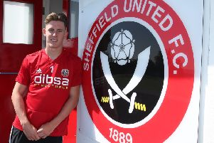 Dean Henderson is excited to join Sheffield United: Simon Bellis/Sportimage