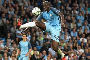 Premier League Live: Manchester City's Yaya Toure close to joining new club
