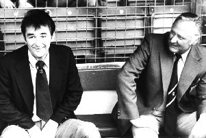 15th May 1979''Brian Clough and Peter Taylor, Nottingham Forest