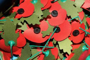 Poppy appeal, traditional poppies