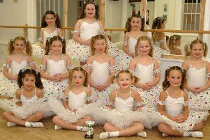 2007: This fantastic bygone snap features the winning dancers from Donna Pressley Dance Academy who won the Association of American Dance awards in Blackpool. Are you on this picture?