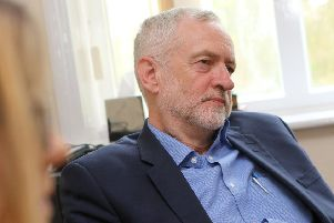 Labour voters in East Midlands 'overwhelmingly back' Corbyn's stance on People's Vote