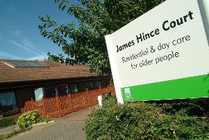James Hince Court Care Home, Windsor Gardens, Carlton-in-Lindrick.