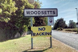 Council pulls road safety objection over fracking firm's plan for exploratory drilling in Woodsetts