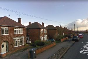 Firefighters were called to a property on Skinner Street. Pic: Google Images.