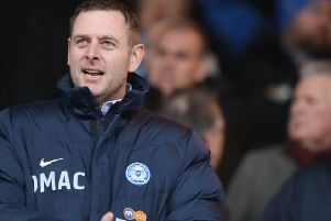 Peterborough United chairman Darragh MacAnthony, who has already been busy in the transfer market. (PHOTO BY: Mark Thompson/Getty Images)