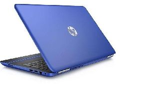 A laptop similar to the one pictured was swiped.