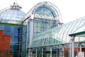 Meadowhall. Picture: Chris Etchells